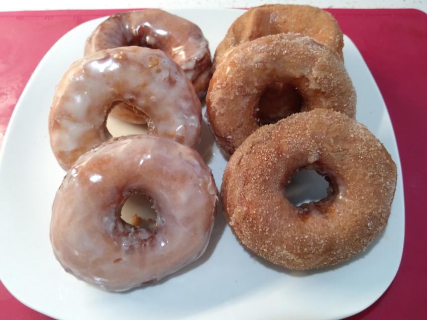 Express Glazed Donuts
