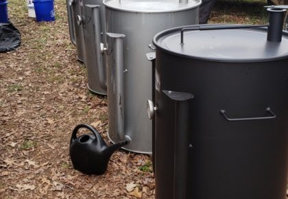 Barrel Smokers