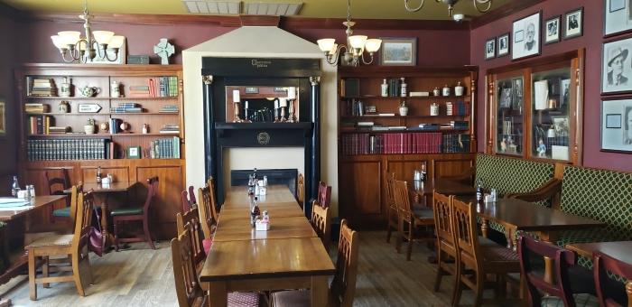 Tra'Li Irish Pub and Restaurant in Brier Creek