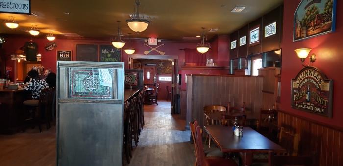 irish pub indoors