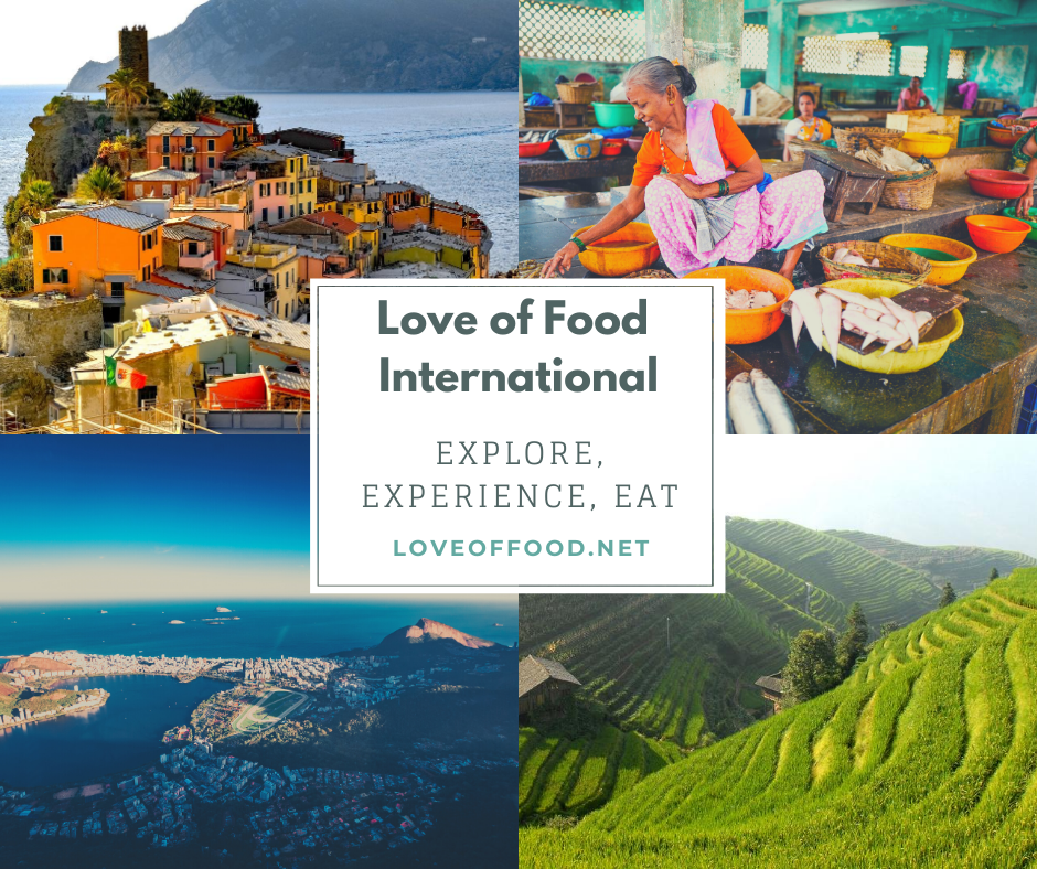 Love of Food international